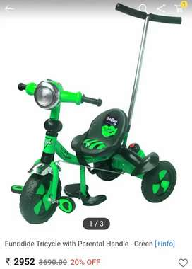 Tricycle for kid 1-5yrs
