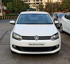 Volkswagen Vento 2010-2013 Petrol Highline AT, 2013, Petrol