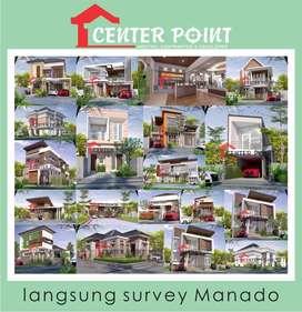 Desain Arsitek Gambar RAB IMB Kontraktor Rumah di Manado