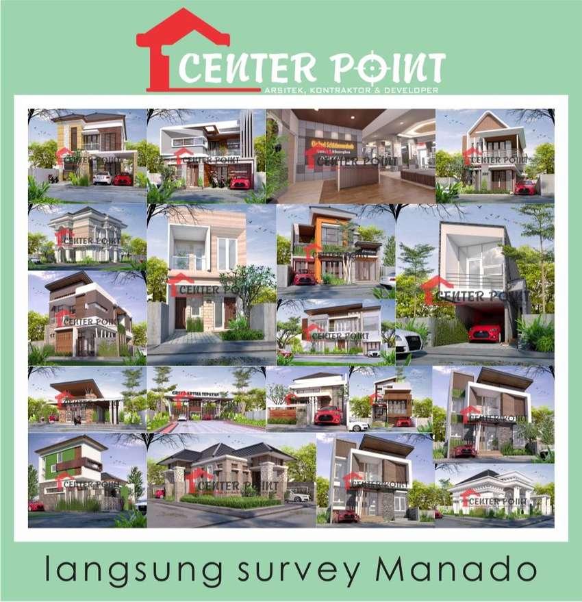 Desain Arsitek Gambar RAB IMB Kontraktor Rumah di Manado 0