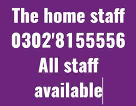 Patient attendance cook helper couple All Domestic staff available
