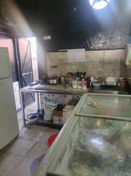 Running cafe for sale