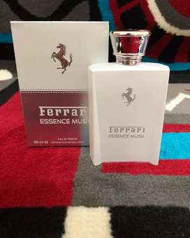 Parfum FERRARI ESSENCE MUSK FOR MAN 100 ml