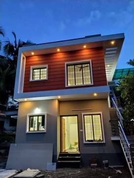 2 BHK BRAND NEW HOUSE FIRST FLOOR FOR RENT AT PALARIVATTOM FLYOVER