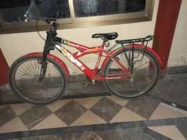 Bicycle for sports