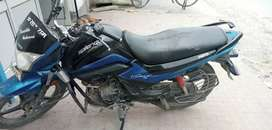 Hero spalander ismart 110 cc