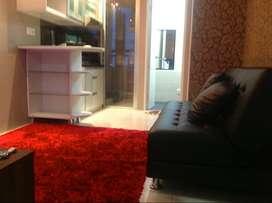 2BR Full Furnish Green Palace - Lantai rendah - Murah dan Luxurious