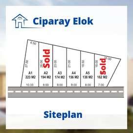10 Menit Terminal Ciparay ; Kaling Tanah 950Rb-/meter Ciparay Elok