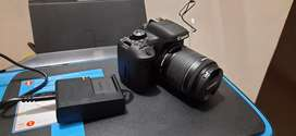 Canon EOS 750D Camera + 128 GB SD Card + Gimble ( Purchased for 57000)