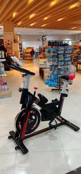 Spining bike sepeda statis harga distributor bisa cod di rumah.