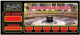 Jam Digital Masjid Bergaransi Bali