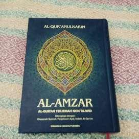 Al Quran Terjemah Non Tajwid