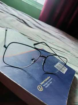 Spectacle for power glass