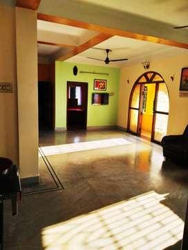 1st Floor of Ganga facing flat 3BHK 1385 SQFT