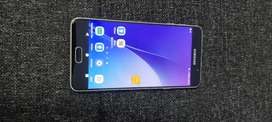 samsung A7 2016 with 32 gb memory card