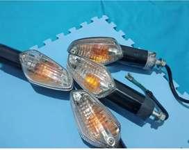 lampu sen honda cbr 150r