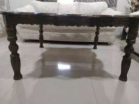 Designer Wooden Center table cum dinning table