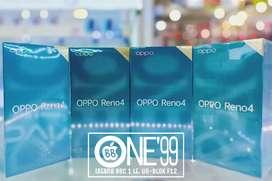 OPPO RENO 4 Ram 8Gb/128Gb Homecredit Aeonfast Kreditplus promo 0%