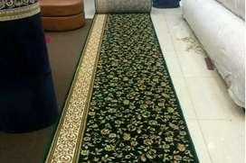 Karpet masjid sajadah Turki tipe klasik pasang Kulonprogo