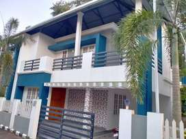 thrissur vellapaya 4 cent 3  bhk stylish villa