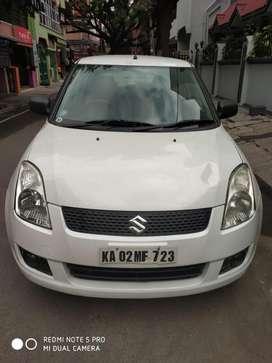 Maruti Suzuki Swift VXi 1.2 ABS BS-IV, 2011, Petrol