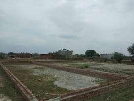 Residential plot sale at nadarganj, Lucknow