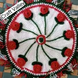 Hand made woolen Rumal