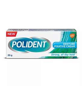 Polident Denture Fixative in ₹100