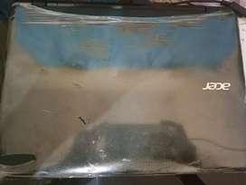 Dijual cepat Notebook acer aspire es 11