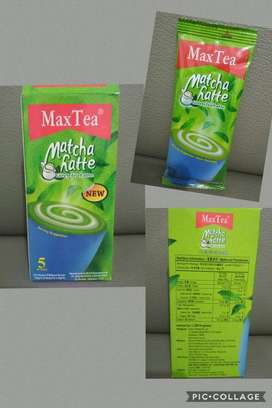 Max Tea Matcha Latte