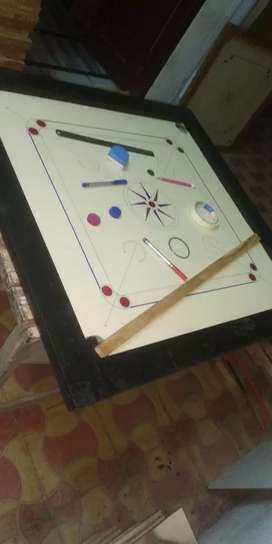 Carrom boards made by us