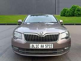 Skoda Superb Elegance 1.8 TSI AT, 2014, Petrol