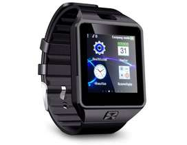 Android Smart Watch BLACK DZ09
