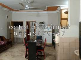 3 bed lounge portion nazimabad 3 well maintained