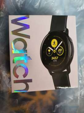 Brand New Sealed Samsung Galaxy Watch Active For Sale