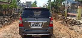 Toyota Innova 2.5 V 7 STR, 2012, Diesel
