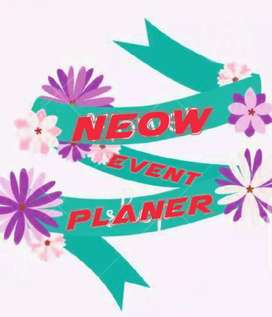 NEOW event planner (make your occasion unforgatable)