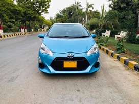 toyota aqua-Get On Just 20% Down Payment...