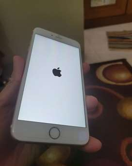 Iphone 6s plus rose gold 64gb like new