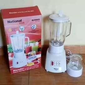Blender national bahan kaca