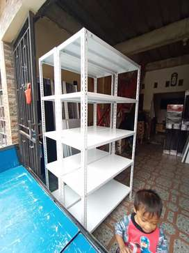 rak besi rak gudang rak toko rak buku dan rak kantor