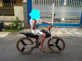 Sepeda ban 20 model cross
