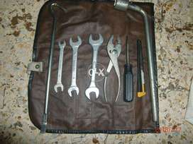 Genuine Toyota tools { panas } set branded heavy quality made in japan