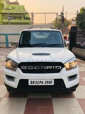 Mahindra Scorpio S2, 2017, Diesel