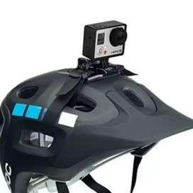 Helmet Strap Mount For Action Cam