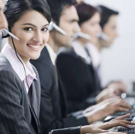 female staff required for call center for night shift