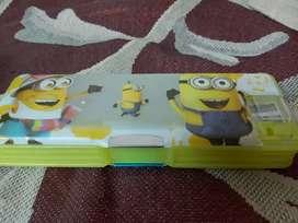 Minions pencil box
