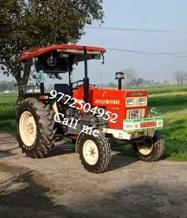 Swaraj tractor for Well maintained sell