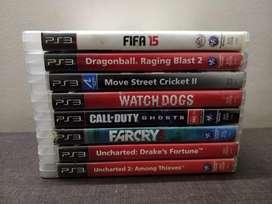 Ps3 games popular titles