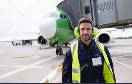 airport ground staff hiring